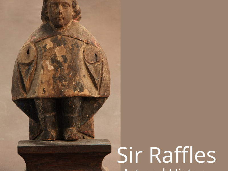 Sir Raffles - Salvador del Mundo, the Christ child as the Saviour of the World, Saint no. II, Spanish Colonial Santos, Philippines