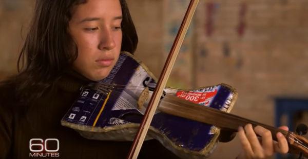 Orquesta de Instrumentos Reciclados Cateura