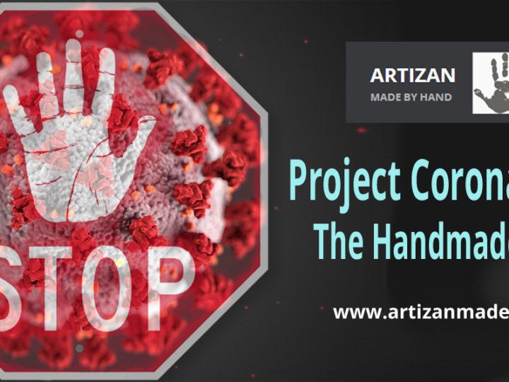 Project Coronavirus: The Handmade Hub