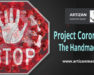 Coronavirus Project: The Handmade Hub banner