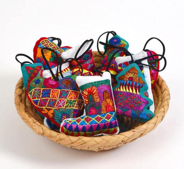 Mayamam fair trade ornaments