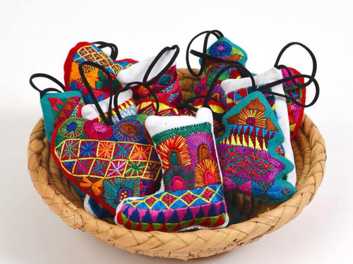 Covid Gift Guide: Handmade Ornaments from Around the World