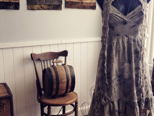 Gone Rustic Studio + Gallery, Eco fashion Australia