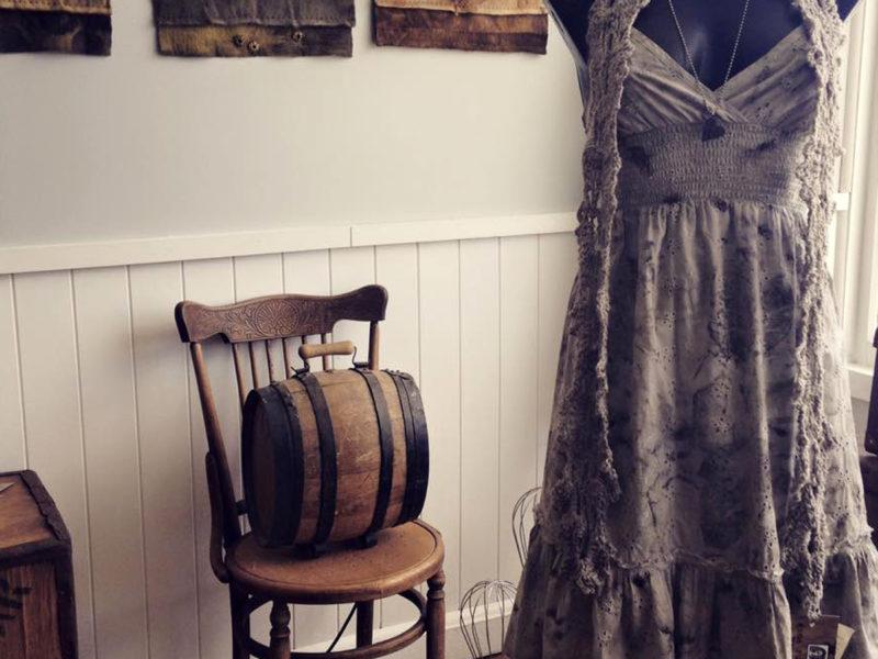 Gone Rustic Studio + Gallery, Eco fashion Australia